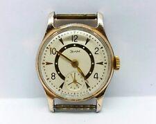 Rare Vintage Watch ZIM SIM (Pobeda) ЗИМ Maslennikov factory 1950s Serviced