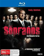The Sopranos - Complete Collection (Blu-ray, 28-Disc Set) NEW