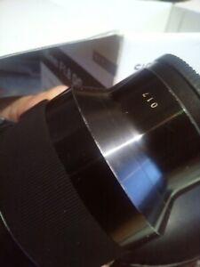 Sigma 135 mm F1.8 DG HSM Art Lens for Sony E-Mount