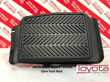 2005-2015 TACOMA DRIVERS FOOT REST WITH CLIPS 58190-04022 GENUINE TOYOTA PART!