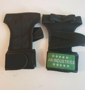 Herren Damen Fitness Handschuhe offene Gym Trainingshandschuhe Fitnesshandschuhe