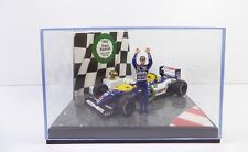 QUARTZO WORLD CHAMPION 1992 NIGEL MANSELL WILLIAMS FW14B MINT BOXED 1:43