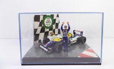 Quartzo world champion 1992 nigel mansell williams FW14B mint boxed 1:43