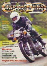 September Classic Bike Motorcycles Magazines