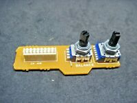 SONY STR-AV1020 receiver Balance Control  Board 1-635-629-1