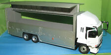 Mitsubishi Fuso Super Great Decorated Truck Wing 1/43 White Diapet DK-5105  new
