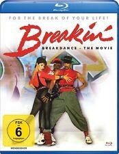 BREAKIN' BREAKDANCE-THE MOVIE  Lucinda Dickey, Adolfo Quinones  BLU-RAY NEW+