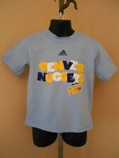 NEW DENVER NUGGETS 3T TODDLER 3T T-SHIRT NICE Adidas 13MM