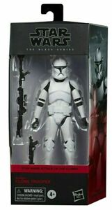"""STAR WARS BLACK SERIES 6"""": PHASE 1 CLONE TROOPER - #02 from ATTACK of the CLONES"""