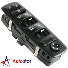 Front Left Driver Side Master Power Window Switch For Jeep Dodge Chrysler Ram