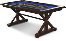 Wood Poker Table For Sale Ebay