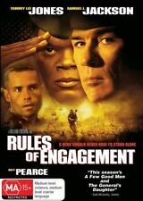 Rules Of Engagement (DVD,2011)**R4*terrific Condition*Tommy Lee Jones*Widescreen