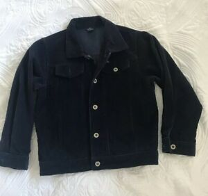 Baby Guess Denim Jacket Size 7 Tonfit 7 Y Unisex
