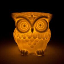Night Light Mini LED Light Mood Lighting Owl Lamp