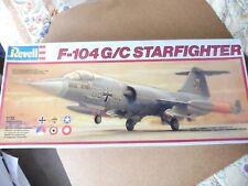 RARE Revell F104 G/C Starfighter 1/32 scale
