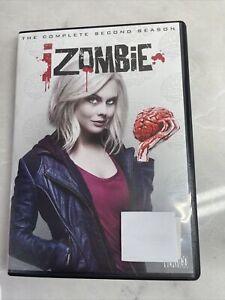 iZombie - The Complete Second Season - Series 2 - Region 1 - DVD -