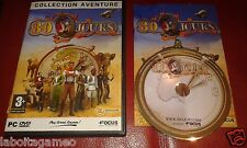 80 JOURS COLLECTION AVENTURE  PC CD-ROM PAL  WINDOWS