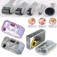 Derma Roller 0.5mm Cosmetic Needling Micro Needle Titanium Microneedle Hair Kit