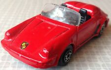 Maisto Diecast Toy Car - Porsche 911 Speedster