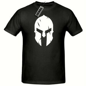 Spartan Mens T shirt,Spartan Gym MMA t shirt,Fitness Workout top,Bodybuilding