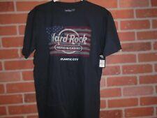 HARD ROCK CASINO VETERANS DAY ATLANTIC CITY TSHIRT ADULT MEDIUM--NEW WITH TAGS-