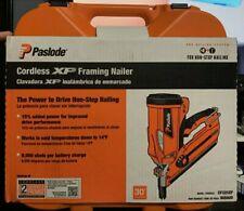 **New Paslode Cordless Framing Nailer Nail Gun CF325XP 905600