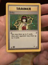 1st Edition Erika 16/132