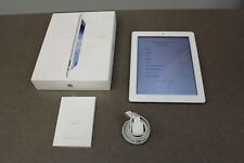 Apple iPad 3 64GB Wi-Fi and 4G Cellular White