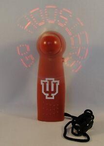 Indiana Hoosiers NCAA Light Up Message Fan
