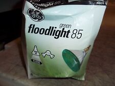 Bnib Ge Par 38 Green Outdoor Floodlight 85 #90624 Spot Light