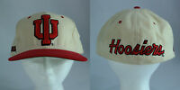 VTG Indiana Hoosiers Embroidered Sports Specialties Script Back Fitted Hat 7 1/2