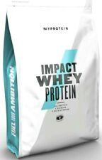 Impact Whey Protein MyProtein Pulver Beutel Eiweiss Eiweiß My Protein Proteine
