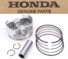 Genuine Honda Std Piston Kit Set Rings Pin Clips 04-05 TRX450 R Sportrax #T102