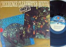 Creedence Clearwater Revival OZ Reissue 2LP ST/ Bayou county EX John Fogerty
