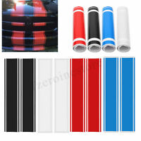 Universal Car Racing Body Stripe Pinstripe Hood Side Decals Vinyl Sticker