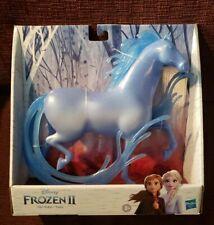 Disney Frozen II The Nokk by Hasbro Elsas Beautiful Blue Horse Figure Very Rare
