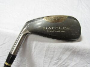 Used LH Cobra Baffler Multi-Metal 22* Wedge - Stiff Flex Graphite