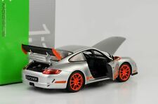 2006 Porsche 911 (997) Gt3 RS Naranja Welly 18015