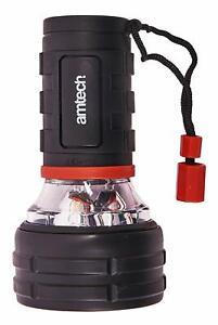 Superbright LED Flashlight Torch Light Flashlight Lantern Incl - Free Batteries