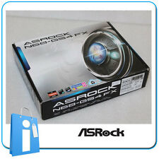 Placa base mATX 7025 ASRock N68-GS4 FX ddr3 Socket AM3 con Chapa ATX