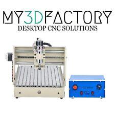 Fresa Pantografo CNC 300x400mm 3assi 3D 400w USB ITA 3040