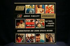 STEREO DEMO/SOUND EFFECTS:Various:Special Effects Demo Classic on EX Vinyl LP