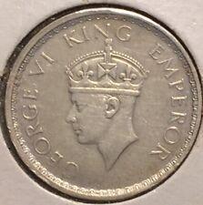 British India 1941 1/2 half rupee, Bombay mint High Grade- See Pics