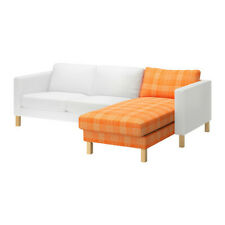 Genuine Ikea Karlstad Cover for Add-on Chaise Longue - Husie Orange 902.546.91