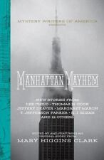 Manhattan Mayhem: New Crime Stories from Mystery Writers of America-ExLibrary