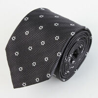 ENRICO MORI 100% Seiden Krawatte Tie Cravate 63