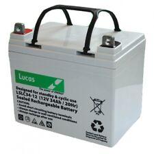 Countax C800h Lawn Mower Battery - Lucas