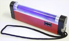 6 inch Portable 4W Black ( UV Ray ) Tube Light . Free batteries