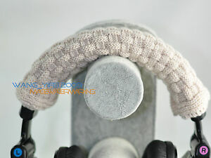 Pure Wool Headband Cushion For HD 650 600 565 565II 580 525 535 545 Headphones
