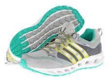 New Women's adidas Running CW Tempest W - Light Onix/Tech Grey/Lab Lime -Size 11